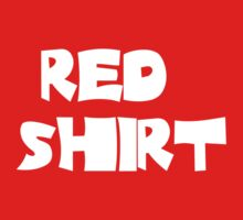 Red Shirt.  by Catherine Doherty