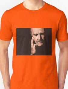 Sean Connery Digital Oil  Unisex T-Shirt