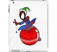 Santa Spidey iPad Case/Skin