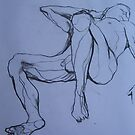 Nude I by Dorian