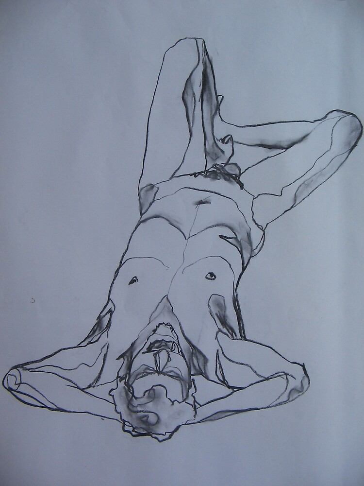 Nude II by Dorian
