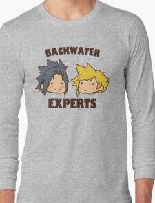 Backwater Experts! Long Sleeve T-Shirt