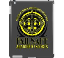 Failsafe Armored Escorts worn iPad Case/Skin