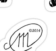 Blinker & Cam Sticker Set Sticker
