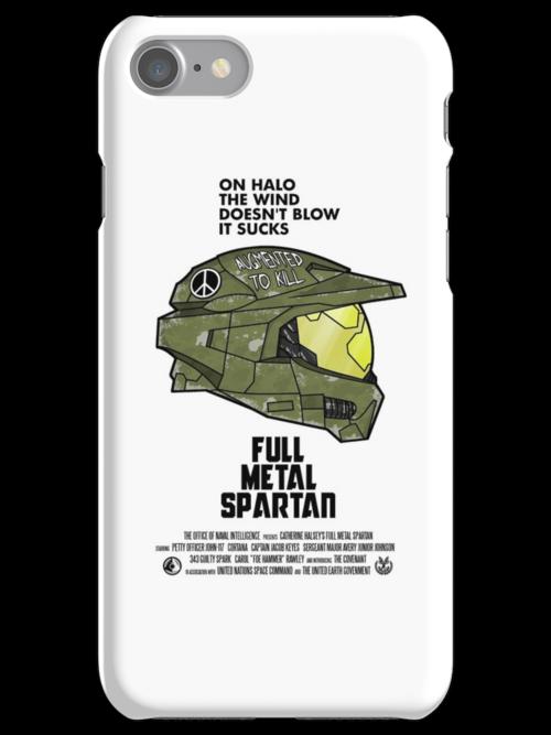 Full Metal Spartan by Adho1982
