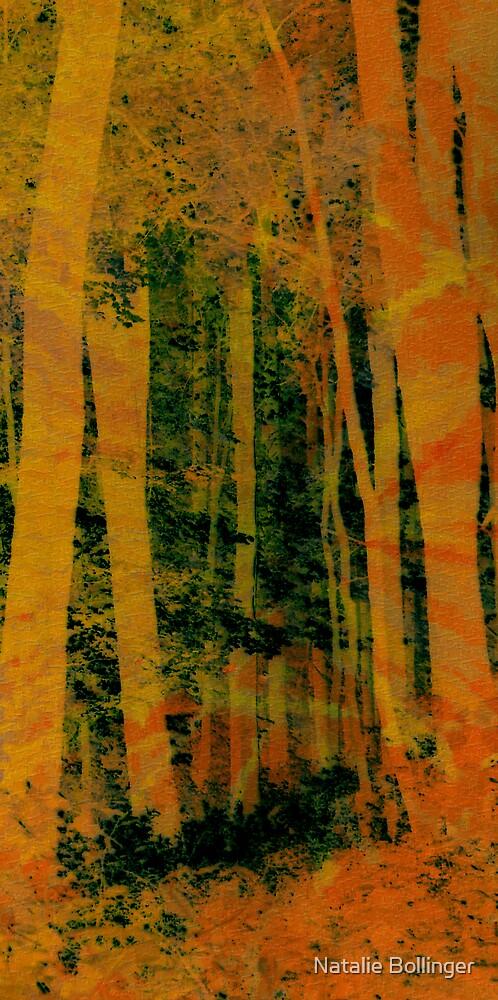 Trees by MidnightAkita