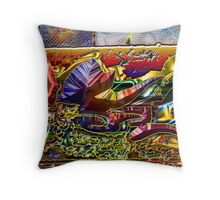 WALL ST. PARLOR Throw Pillow