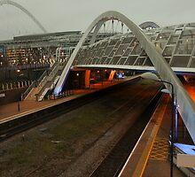 Wembley Arch by samwhonda