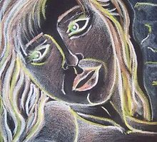 Pastel Sketch 2 by vivianne