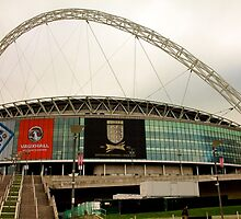 Wembley Rising by samwhonda