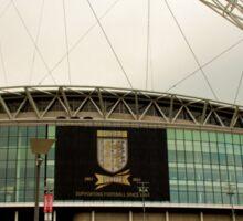 Wembley Rising Sticker
