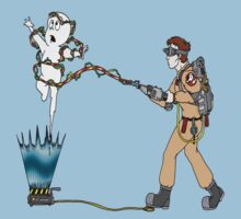 Casper meets The Ghostbusters Kids Clothes