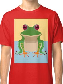 FROG IN WATER Classic T-Shirt