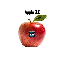 USB Apple 3.0 by jjurm