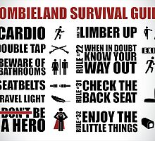 Zombieland Survival Guide by jackallum