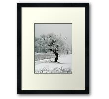 One day Framed Print