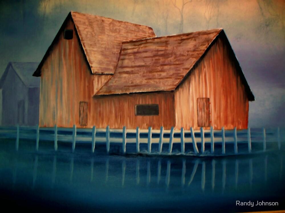 REFLECTIONS by Randy Johnson