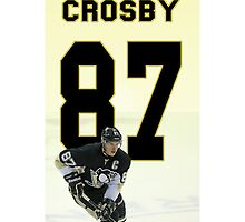 Sidney Crosby - Pittsburgh Penguins by noellebrion