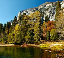 Yosemite Autumn by Karin  Hildebrand Lau
