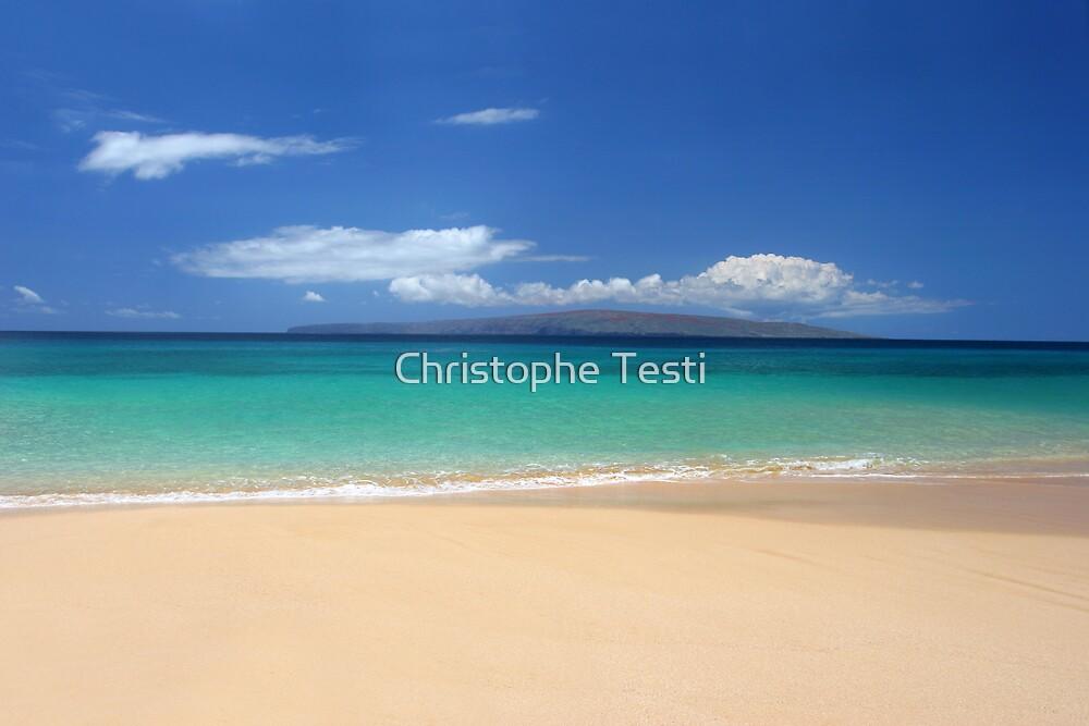Makena Beach by Christophe Testi