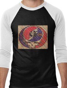 Greatfull Dead Teddy Bears Men's Baseball ¾ T-Shirt