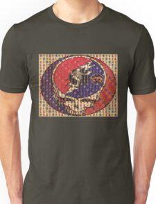 Greatfull Dead Teddy Bears Unisex T-Shirt