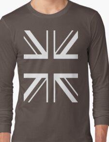 Union White Long Sleeve T-Shirt