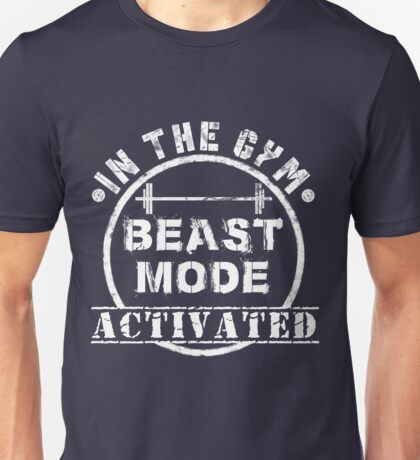 The Gym Beast Unisex T-Shirt