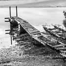 Old Jetty by Bette Devine
