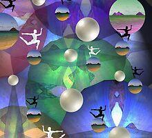 Island Hopping by Saraphael