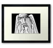 The Good Inside Framed Print