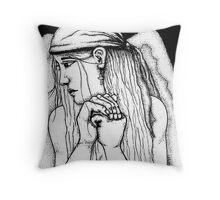 The Good Inside Throw Pillow
