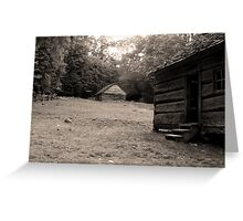 Appalachian Dawn  Greeting Card