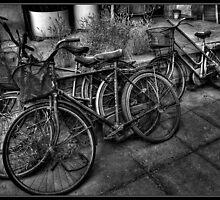 bikes by John Adulcikas
