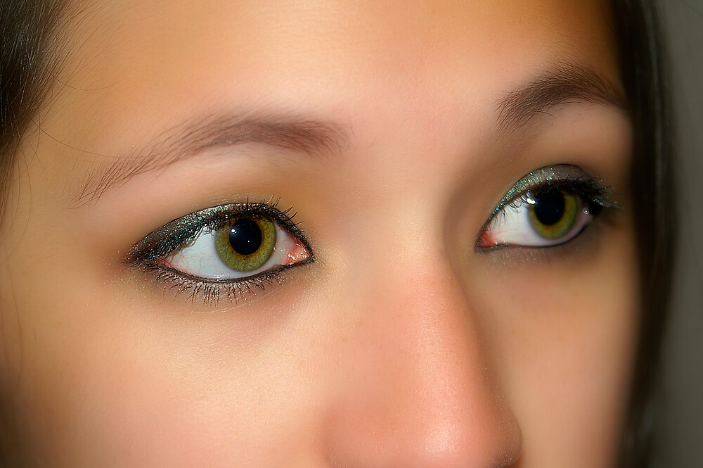 eyes by Mien