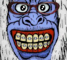 Ugly Yeti Sticker