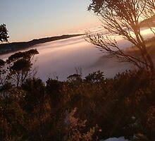 Cradle Mt by Katrina Dooley