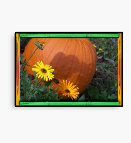 Country Bumpkins  Canvas Print