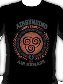 Airbending university T-Shirt