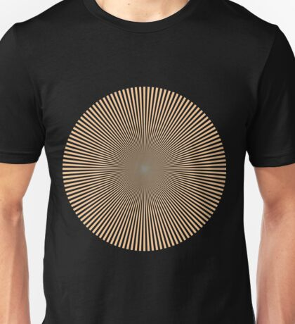 Glitch Land Tower Quest headroom optic2 Unisex T-Shirt