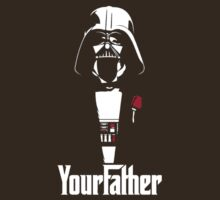Vadar Is Your Father by themeparkjunkie