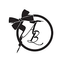 Customizable Collection #01: Fancy Bow Initials by anemophile