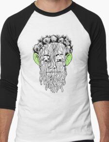 True Detective - Spaghetti Monster Men's Baseball ¾ T-Shirt