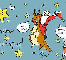 Christmas Jumper by RedPandonite