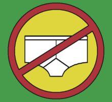 No Knickers T! by rufflesal