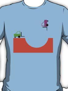 Forky Skate Bowl T-Shirt