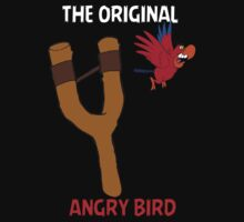 ORIGINAL ANGRY BIRD IAGO by sayers