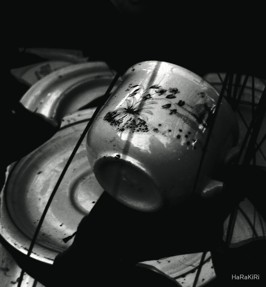 Shattered Tea Set by HaRaKiRi