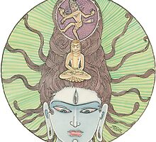 Yogiraja Shiva by Swagavad-Gita