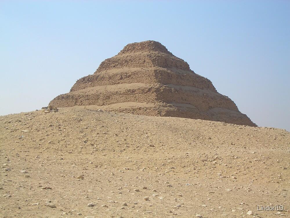 Step Pyramid by Lindori19